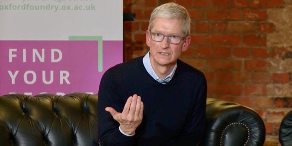 Apple: «Наши пользователи – не товар»