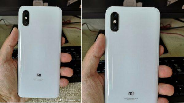 Xiaomi создает еще одного клона iPhone X — Mi 8X