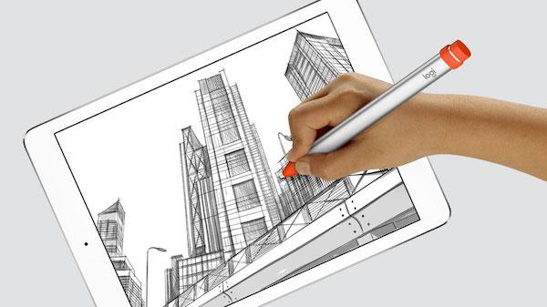 Альтернатива Apple Pencil от Logitech появится в свободной продаже