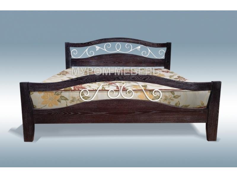 Кровать из дерева для вашего отдыха