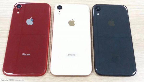 6,1-дюймовый iPhone выйдет в красном, белом и синем цветах