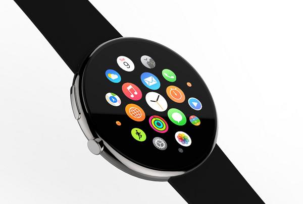 Apple Watch Series 4 могут стать круглыми