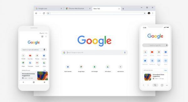 Google отпраздновала юбилей Chrome масштабным обновлением