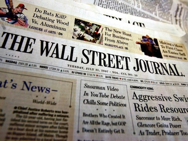 В Apple News появится подписка на New York Times, Wall Street Journal и Washington Post