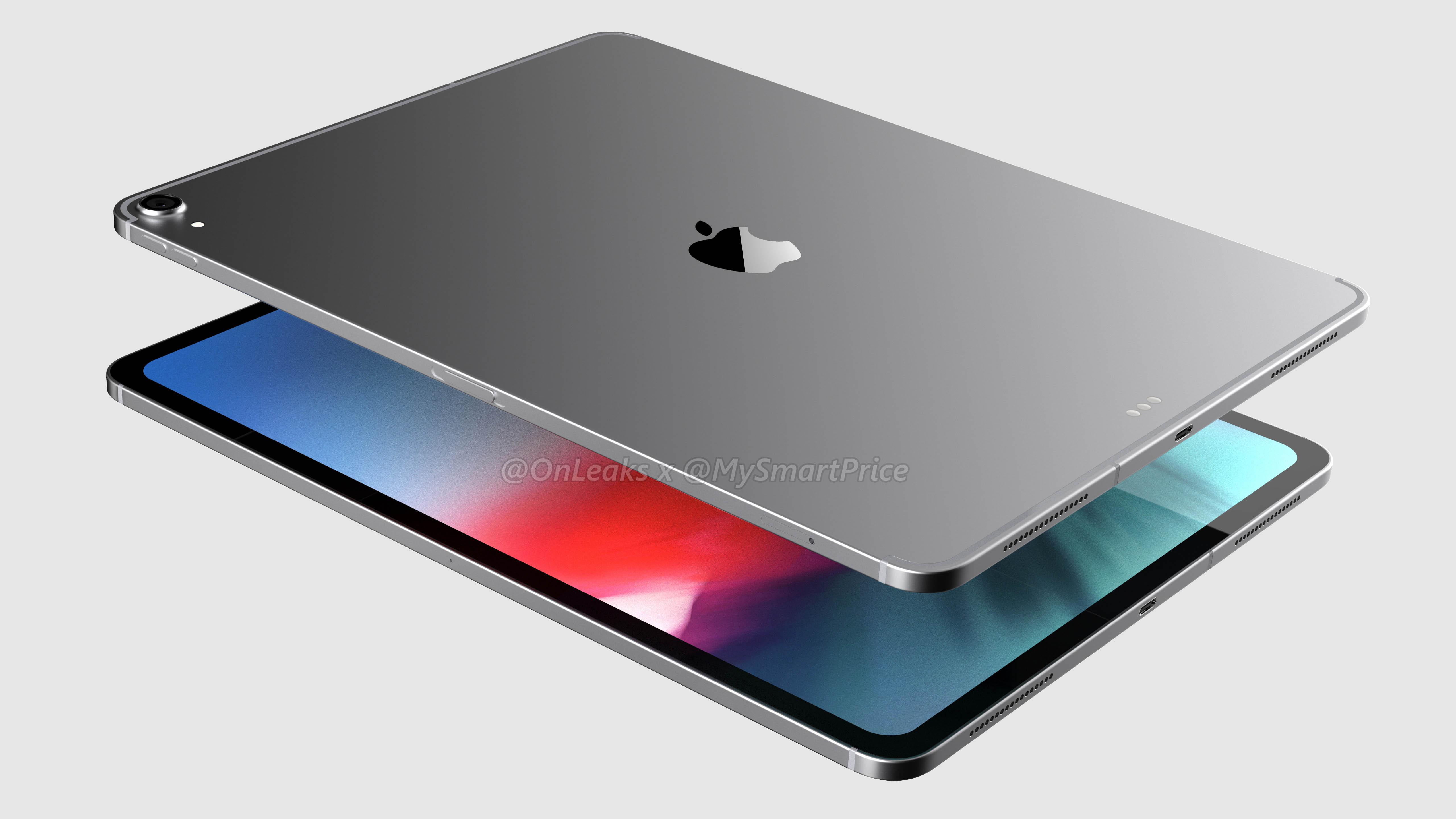 Новые iPad Pro могут получить дизайн, схожий с iPhone 4