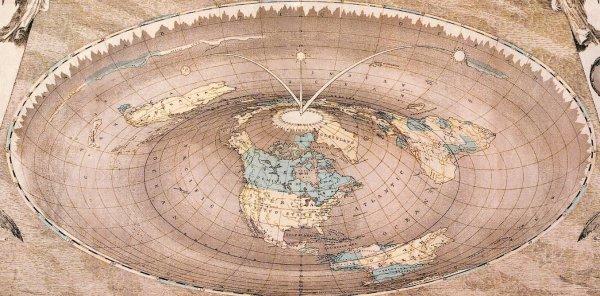 Google Translate тайно оскорбляет сторонников теории плоской Земли