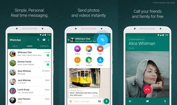 В WhatsApp «текстовая бомба» ломает смартфоны