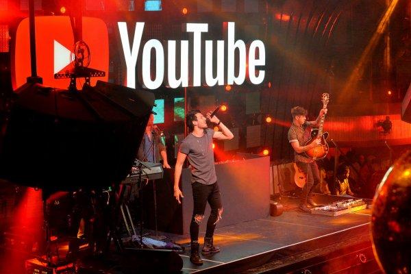 YouTube запускает новый музыкальный сервис