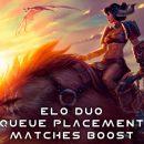 Профессиональное повышение Elo Placement Matches Boost